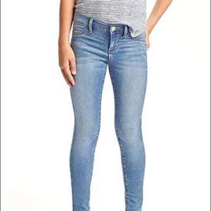 Old Navy : girls ballerina skinny jeans